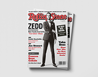 ZEDD Rolling Stone Cover