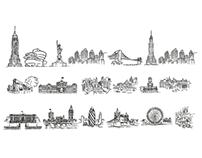 Nadir / Ciudades