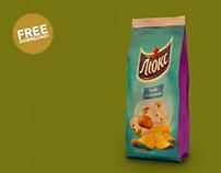 Paper Bag Mockup PSD Free Download