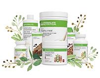 Herbalife Nutrition - Keynote Presentation Design