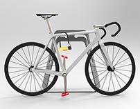 Bicicletero Ciudad de Buenos Aires / Bicycle Rack