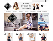 E-Commerce with Women's Clothing & Accessories