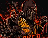 Ottyag — Mortal Kombat Line