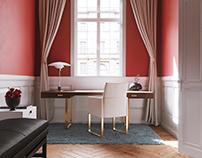 Danish Office Room Visualization