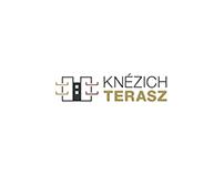 Knézich Terasz Logo Design