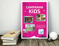 KIDS Campaign // Poster & Flyers