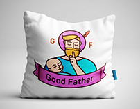 Concept Good Father