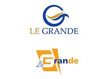 Logo design: Le grande 2