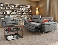 Sofa livingroom