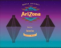 Arizona Té ( edición Maya / Olmeca  )