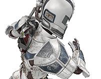 Sci-Fi Character Model