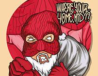 Badass Santa Claus