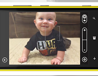 Mobile UX - Camera Interacton + Motion Design