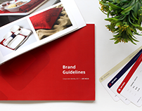 Brand Guidelines | Air India Rebranding | Pre-thesis