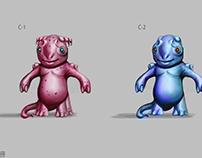 small creatures -concept design