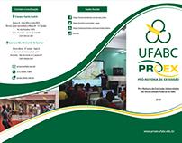 Materiais de Identidade Visual - ProEC UFABC