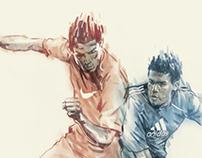 Handelsblatt: Adidas vs. Nike