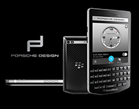 Porsche Design - Passport smartphone promotion