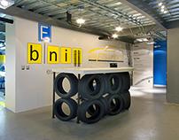 Oficinas BNI
