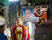 Karthik & Sharanya | Tiruparangundram Madurai