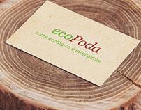 ecoPoda - Branding