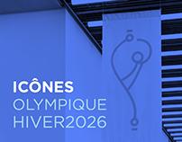 ILLUSTRATION | Pictogrammes Jeux Olympiques