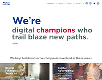 Axiata Digital Services - Phase 1