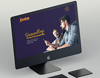 Evolve Commercial Website Design