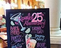 Cantina Chalkboards