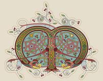 Celtic Initials