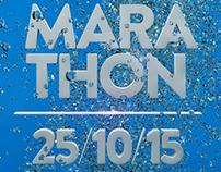 Diageo Water of Life Half Marathon posters
