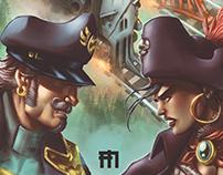 Steam Pirates' Railroads