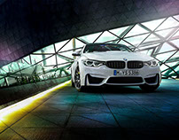 IAM for BMW M4.