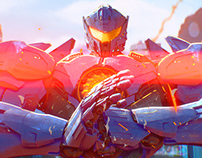JD + PACIFIC RIM: UPRISING