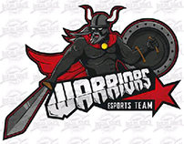 Warriors eSports Team logo