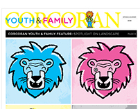 Corcoran Youth & Family