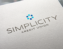 Simplicity Credit Union - Rebrand Award