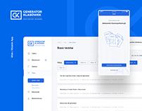 Oficyna Edukacyjna - Web & Mobile App