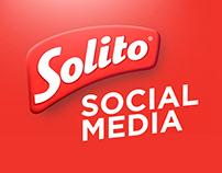 Social Media - Solito Alimentos