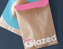 Glazed Donuts - Branding