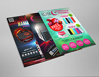#A4 #A3 #FLYER #POSTER - 02 (Promotion)
