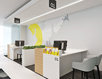 Raiffeizenbank Operation Office