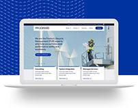Processia rebranding and website design