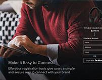 Gigya Website