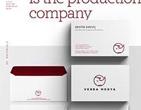 Verba Medya // Corporate Identity