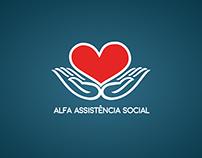 Logo Alfa Assistência Social