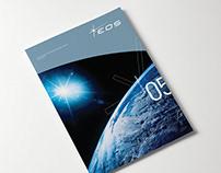 EOS annual report design