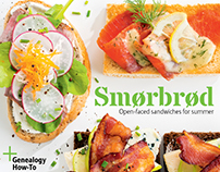 Smørbrød Feature, Viking magazine, August 2014