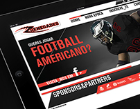 """The Renegades"" American Football Team 