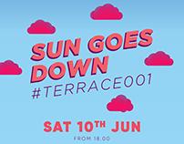Sun Goes Down #Terrace001 @Ristrikt ft. Moove